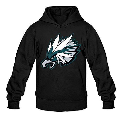 AUGU Men Philadelphia Braviaries Hooded Sweatshirt Black (Tablet Daewoo compare prices)