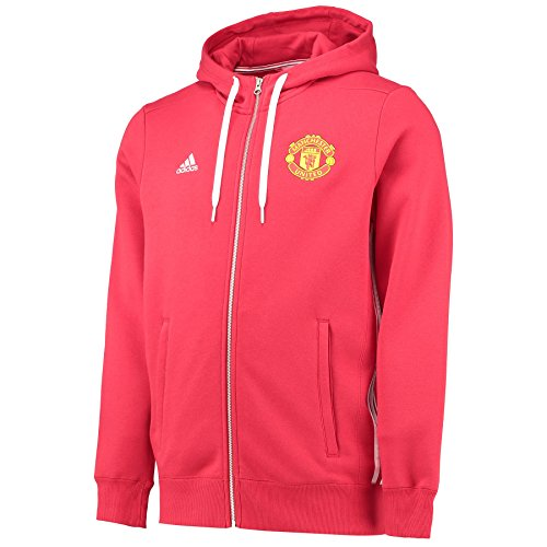adidas-mufc-3s-zi-manchester-united-fc-felpa-rosso-rojrea-bianco-m