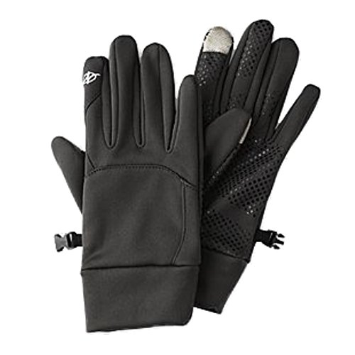 nordic-track-mens-gray-stretch-fit-texting-gloves