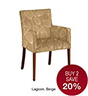 Linton Dining Chair (Dark Leg)