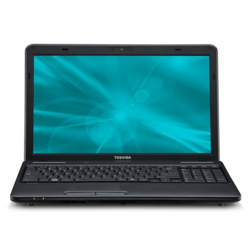 "Toshiba Satellite C655-S5231 15.6"" Laptop (Intel Core i3-2310M Processor, 4 GB RAM, 640 GB Hard Drive, DVD+/-RW Drive, Windows 7 Home Premium 64-bit)"