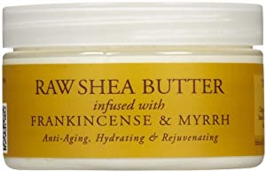 Shea Moisture RAW SHEA BUTTER 4oz [SEALED]