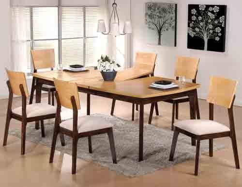 Buy Low Price Emerald Furniture Auburn Dining Table Emerald D522A 10 B005L
