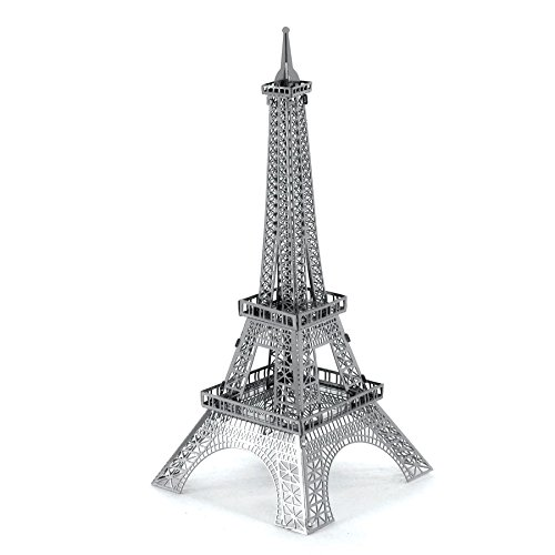Fascinations Metal Earth 3D Laser Cut Model - Eiffel Tower - 1