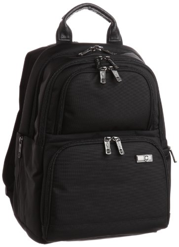 Victorinox Luggage Architecture 3.0 Big Ben Back Pack, Black, 15