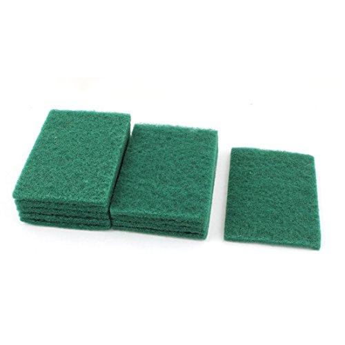 sponge-kitchen-bowl-dish-wash-clean-scrub-cleaning-pads-10pcs-green