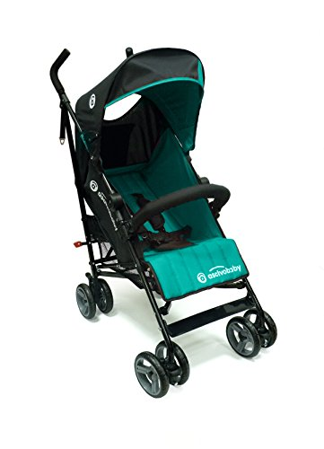 asalvo 10285.0 Babybuggy Honey, schwarz-Benzin