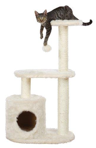 TRIXIE Pet Products Casta Cat Tree, Cream TRIXIE Pet Products B00EPXXOZ6