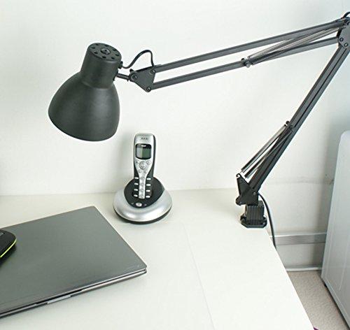 Tojane Swing Arm Desk Lamp Architect Table Lamp Clamp