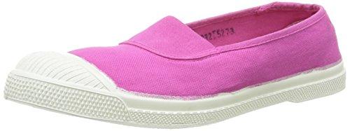 BensimonF15002C157 - Sneaker Donna , Rosa (Rose (412 Fushia)), 39