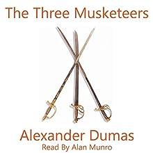 The Three Musketeers | Livre audio Auteur(s) : Alexander Dumas Narrateur(s) : Alan Munro