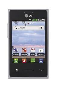 LG L35G Android Prepaid Phone (Net10)