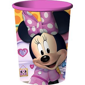 Hallmark - Disney Minnie Dream Party 16oz. Plastic Cup - Standard