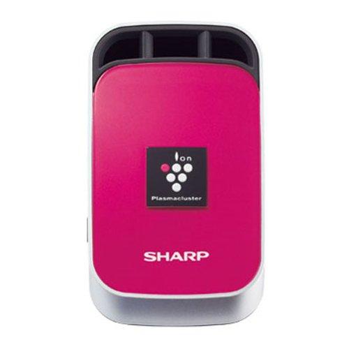 シャープ プラズマクラスターイオン発生機(カーエアコン取付タイプ)SHARP 高濃度「プラズマクラスター25000」搭載 ピンク系 IG-FC1-P