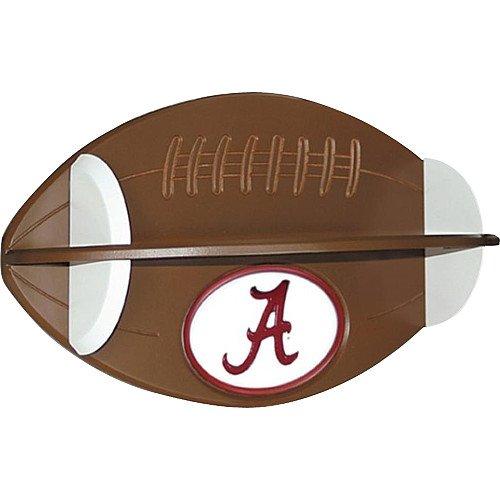 Fan Creations Alabama Crimson Tide Football Shelf