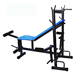 TG SUPER QUALITY WEIGHTLIFTING 8 IN 1 BENCH FOR GYM EXERCISE