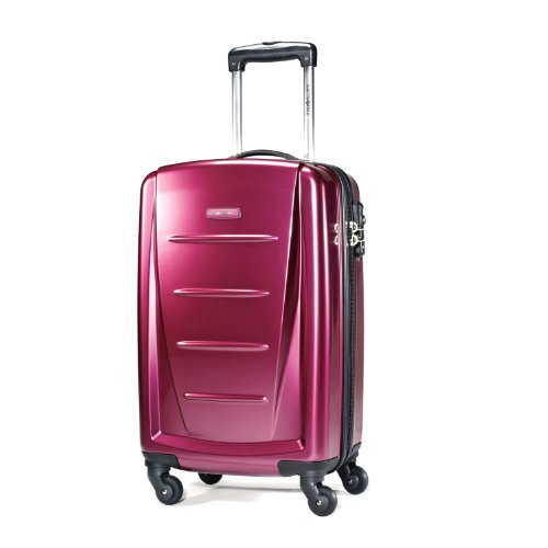 Samsonite Luggage Winfield 2 Spinner Bag, Solar Rose, 20 Inch