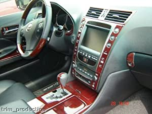 lexus gs330 gs350 gs430 gs460 interior wood. Black Bedroom Furniture Sets. Home Design Ideas
