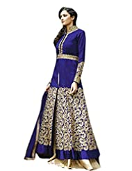 Muaak Designs Stylish Designer Bollywood Anarkali Suit