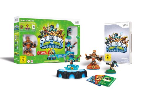 Skylanders: Swap Force - Starter Pack [German Version]