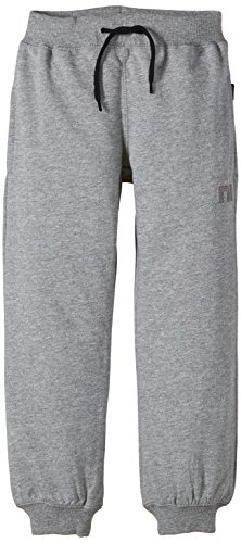 NAME IT SWEAT KIDS PANT, Grigio (Grau (Grey Melange)), 14 anni (164 cm)