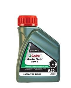 Castrol 15036C Brake Fluid Dot 4, 0,5L