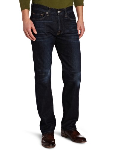 7 For All Mankind - Mens Standard Straight Leg Jeans In Porterville, Size: 30, Color: Porterville