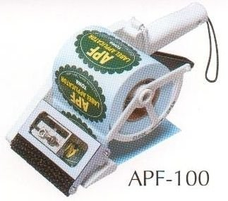 Distributeurs d'étiquettes randonnée towa aPF-convient pour 100 étiquettes rondes)