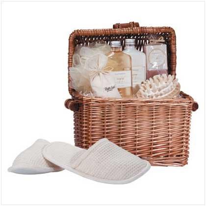 Best Sunshine Megastore W1330 34187 Spa in a Basket 34187