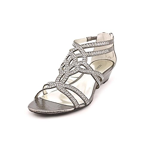 Alfani Haley Silver Dress Sandals