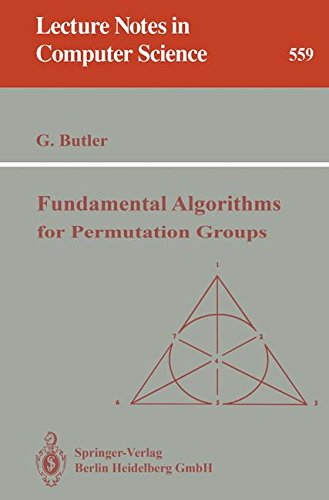 permutation group algorithms seress pdf