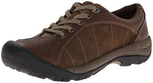 KEEN Women's Presidio Oxford,Cascade Brown/Shitake,8 M US