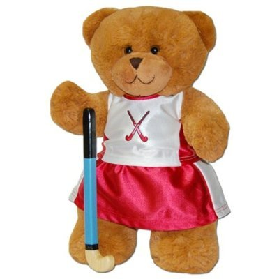 Field Hockey Bear 18