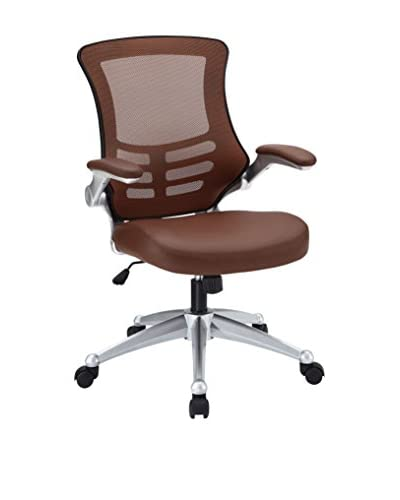 Modway Attainment Office Chair, Tan