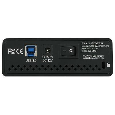 Apricorn Aegis Padlock 2 TB DT 256-bit Encrypted USB 3.0 Hard Drive (ADT-3PL256-2000 )