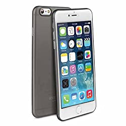 Uniq Bodycon Smoke Skinfit Case for iPhone 6/6S Plus Grey