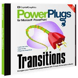 PowerPlugs: Transitions for PowerPoint Volume 5