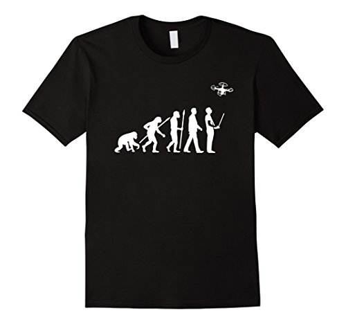 Quadcopter-T-Shirt-Funny-Drone-FPV-Shirt-Evolution