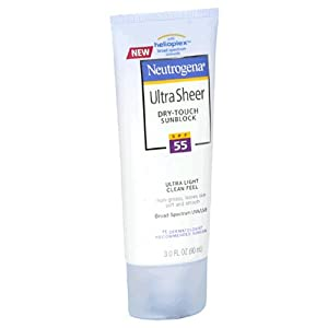 Neutrogena SPF 50 Ultra Sheer  (88ml)