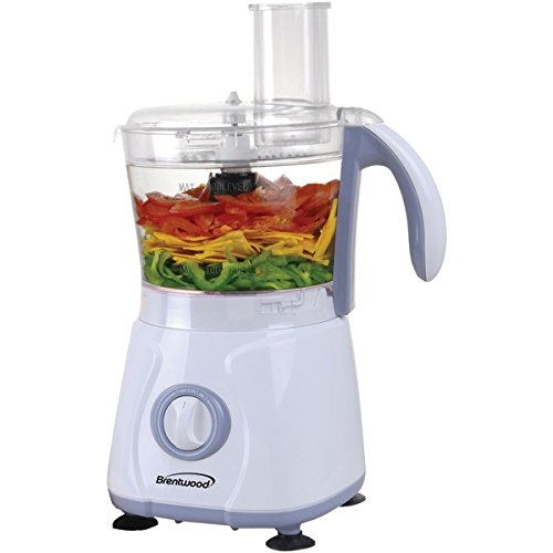Brentwood 10-Cup Food Processor