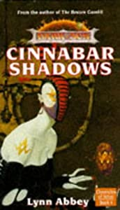CINNABAR SHADOWS (Dark Sun Chronicles of Athas) by Lynn Abbey