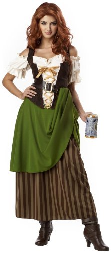California Costume Collection - Tavern Maiden Adult Costume
