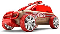Automoblox X9 Fire Suv, Red