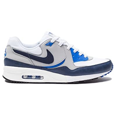 Nike Air Max Light Essential White Navy Mens Trainers Size 8.5 US
