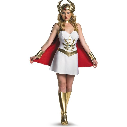 Disguise Women's Masters Of The Universe - She-Ra Adult Costume