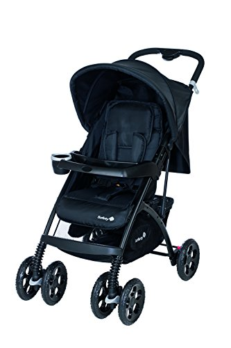 Safety 1st 12007640 Trendideal Passeggino, Nero/Full Black