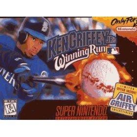 Ken Griffey Jr.'S Winning Run - Nintendo Super Nes