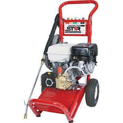NorthStar High-Performance Pressure Washer - 4000 PSI, 3.5 GPM