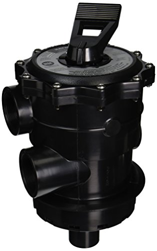 Hayward Sp071621 Pro Series Vari Flo Top Mount Control Valve Black 2 Inch Fip Ebay