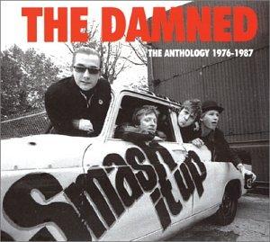 Smash It Up Anthology: The Damned 1976-1986